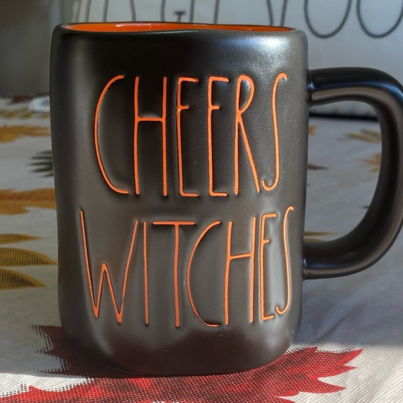 Rae Dunn Cheers Witches